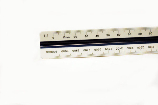 Scale: Metric Drafting Scale