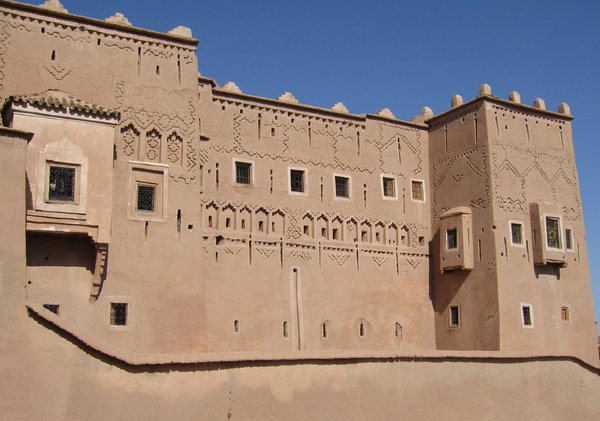 Kasbah at Ouazazate