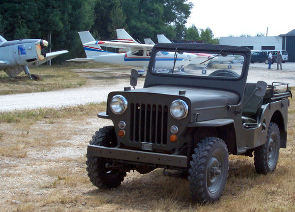 jeep 3: old jeep