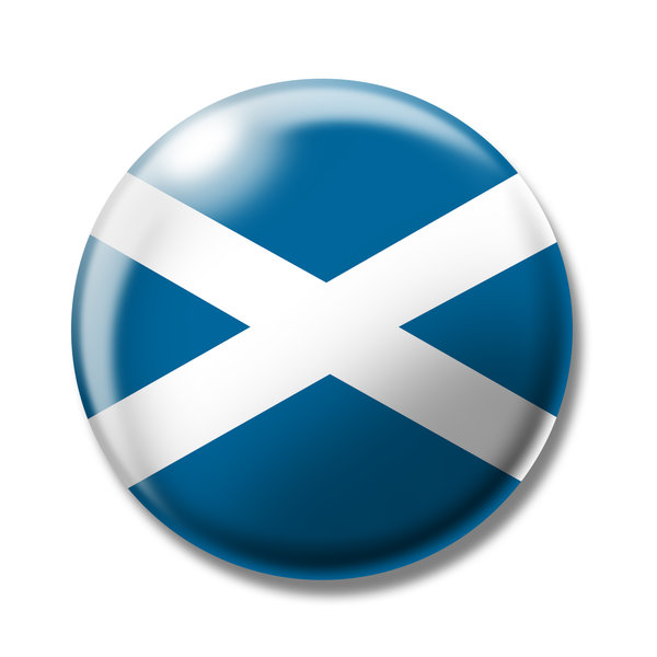 scotland: flag of scotland
