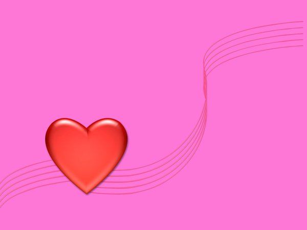 Valentine Heart 1: Valentine heart background.