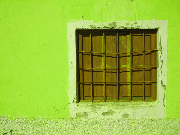 Lime window