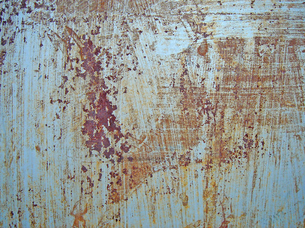 Rust 1: Rust surfaces