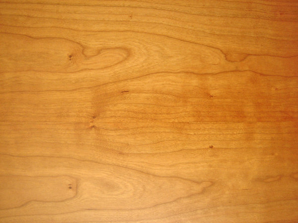 Cherry wood 1: Polished cherry wood texture