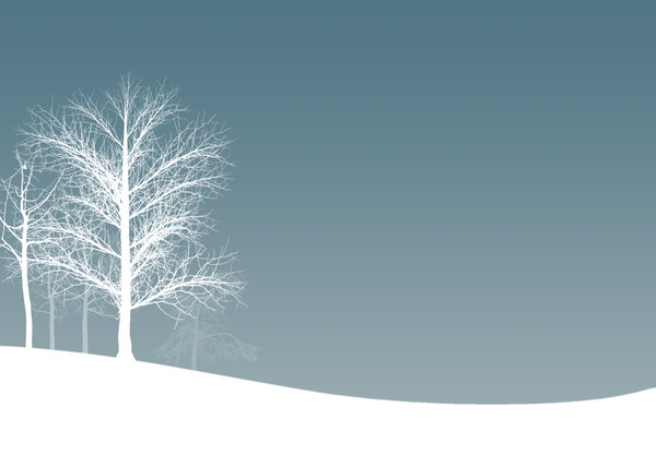 winter...: ...background