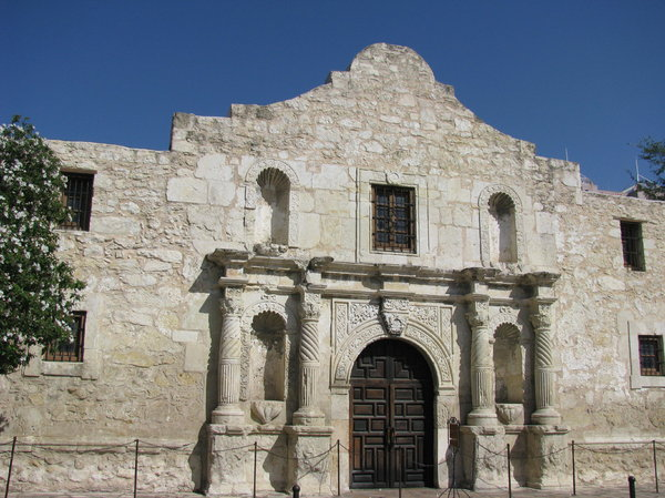 Remember the Alamo! 4