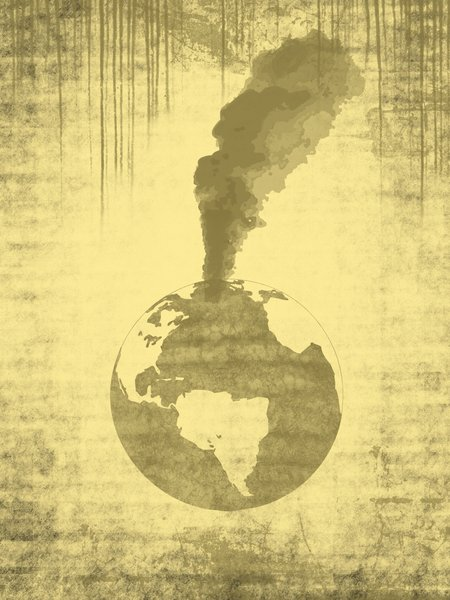Earth 1: Earth Grunge : Pollution