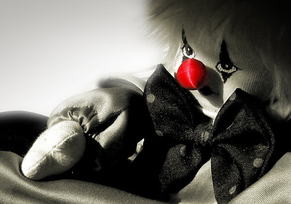 red nose 2: clown