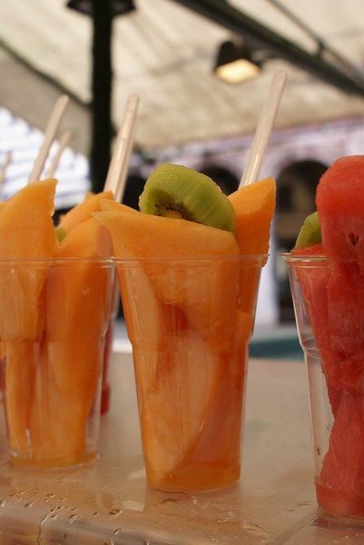 Fruits in a glass 3: Fruits in a glass from Venezia