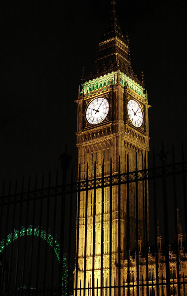 time tower 1: Big Ben