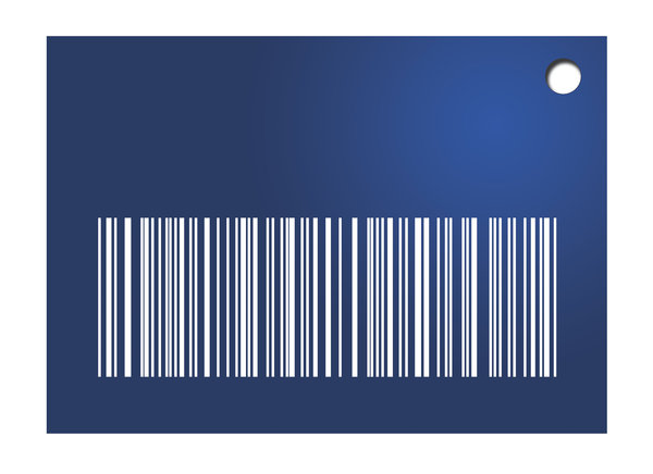 Barcode 1: A simple colour Barcode concept. Pretty neat huh ?