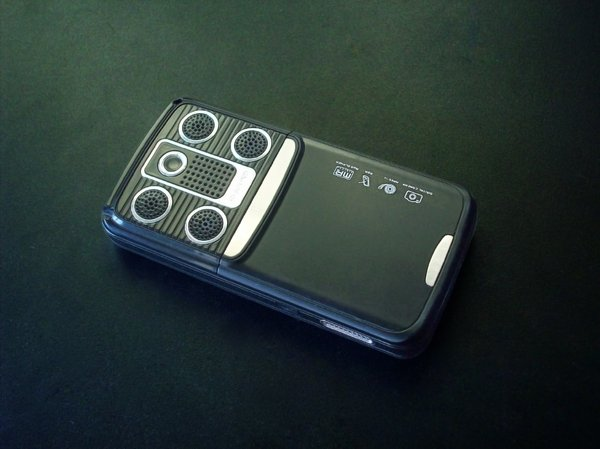 Cell Phone 3: A PDA enabled handset series.Front and back views.Took these snaps with my new Tripod!