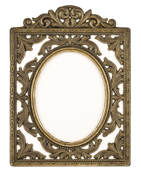 Portrait Frame: One of a series of picture frames.