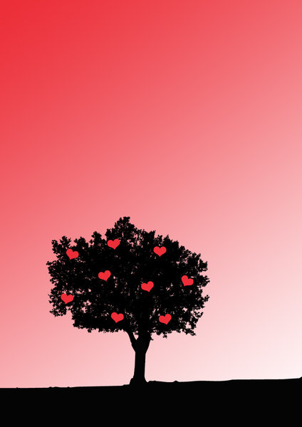 Love grows on trees