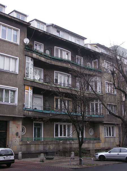 Housing in winter