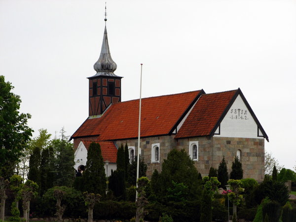 Fiskbaek Church