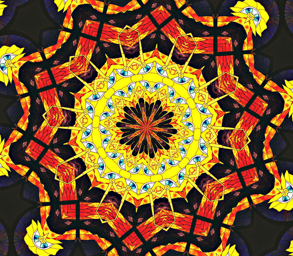 masked inner circle: abstract backgrounds, textures, patterns, geometric patterns, kaleidoscopic patterns, circles, shapes and  perspectives from altering and manipulating image