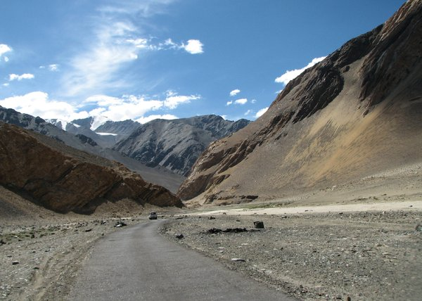 Travel in the Himalayas