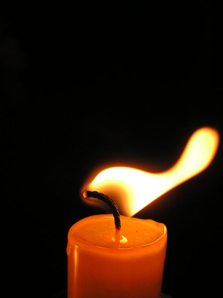 candles 3: ...in the wind
