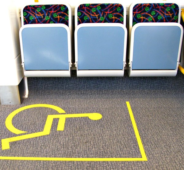 wheel chair seating