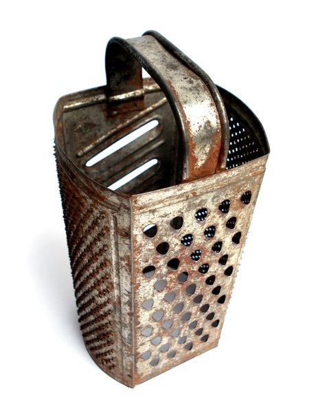 Old Rusty Grater 2