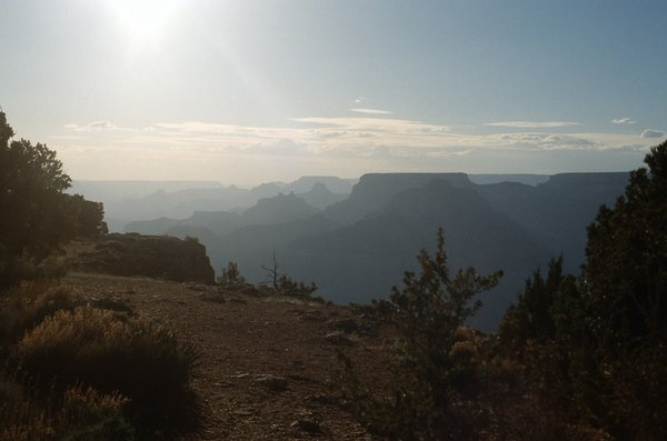 Grand Canyon (Days end)