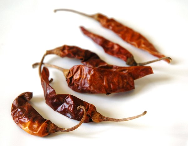 Kashmiri chili pepper