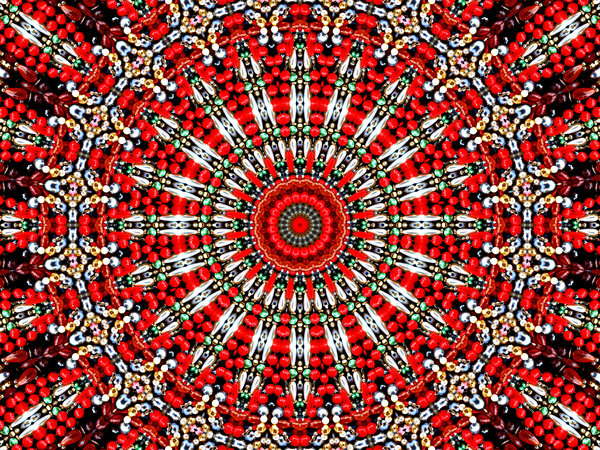 empire of the sunbeads mandala: abstract backgrounds, textures, patterns, kaleidoscopic patterns, circles, shapes and  perspectives from altering and manipulating images