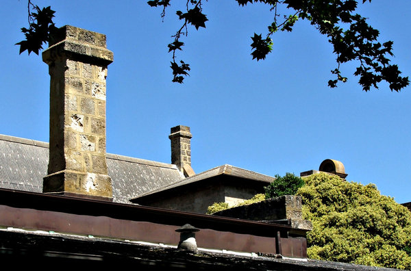 rooftops & chimneys A