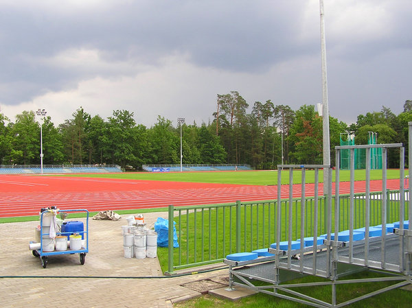 Spala stadium: Just a stadium.