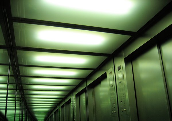 futuristic lift interior 2