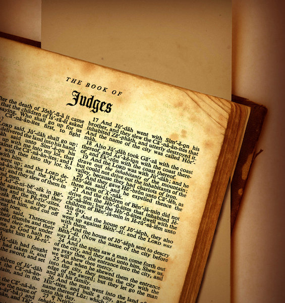 Judges: The book of Judgesfrom The Holy Bible.Please support my workby visiting the sites wheremy images can be purchased.Please search for 'Billy Alexander'in single quotes atwww.thinkstockphotos.comI also have some stuff atwww.dreamstime.com/Billyruth03_portfol