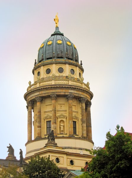 french dome -  berlin: french dome -  berlin