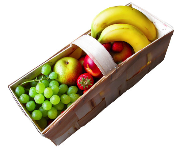 fruit basket: