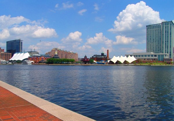 Inner Harbor - Baltimore, Mary
