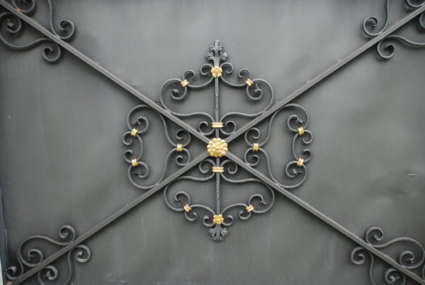klooster gate: