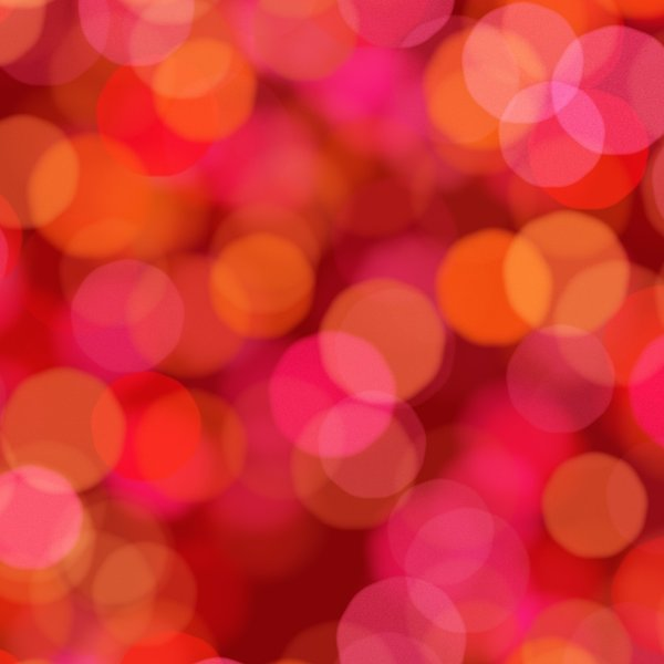 Blurred Lights - Bokeh 2: Bokeh, or blurred background lights. Suitable for a background, Christmas greetings, holiday greetings, texture, or fill.