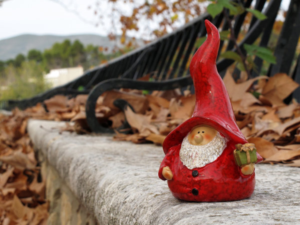 Gnome 030: Xmas is coming, want it or not