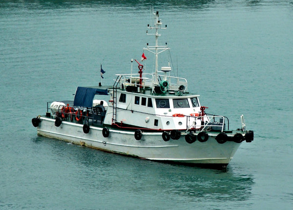 harbour support vessel