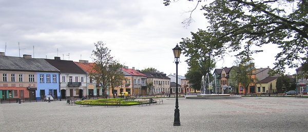 Town's square