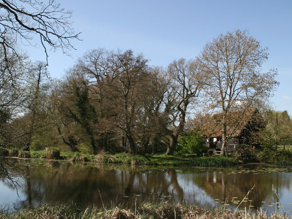 Sussex watermill