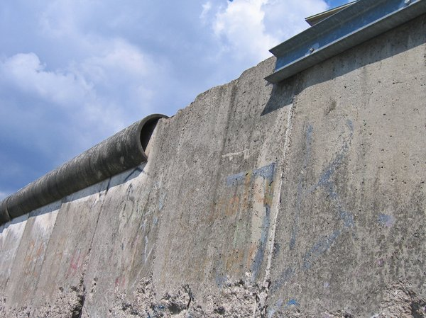 the berlin wall 3: the berlin wall (or what is still left of it)