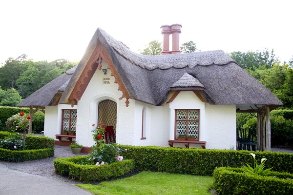 Hay Tached Cottage
