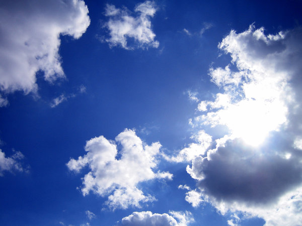 Sunny Clouds: Visit http://www.vierdrie.nl