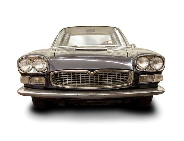 Classic sports Car: visit http://www.vierdrie.nl