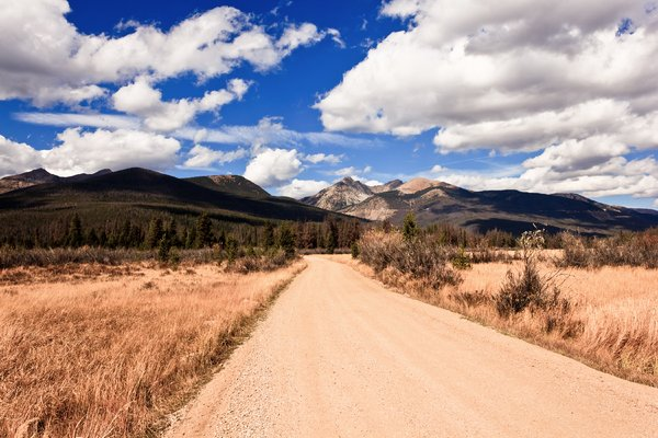 Road to the Rockies: Lesser known thoroughfare to Rockies in Colorado.