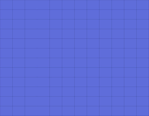 checked grid - blue