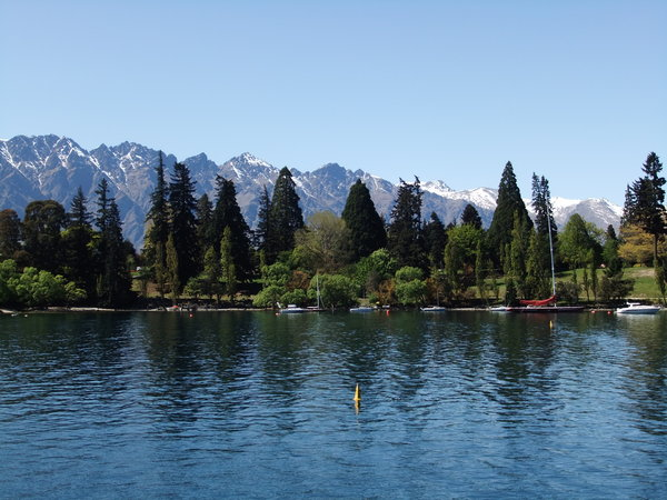Lake Wakatipu: Queenstown NZ