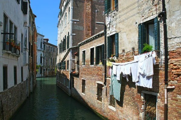Venice waterway 2