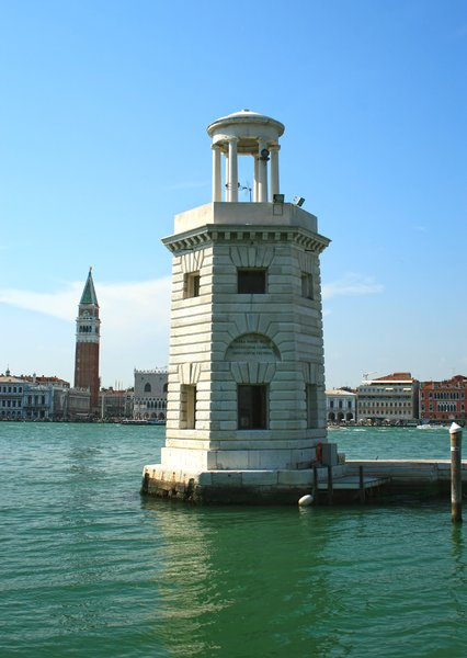 Venice lighthouse
